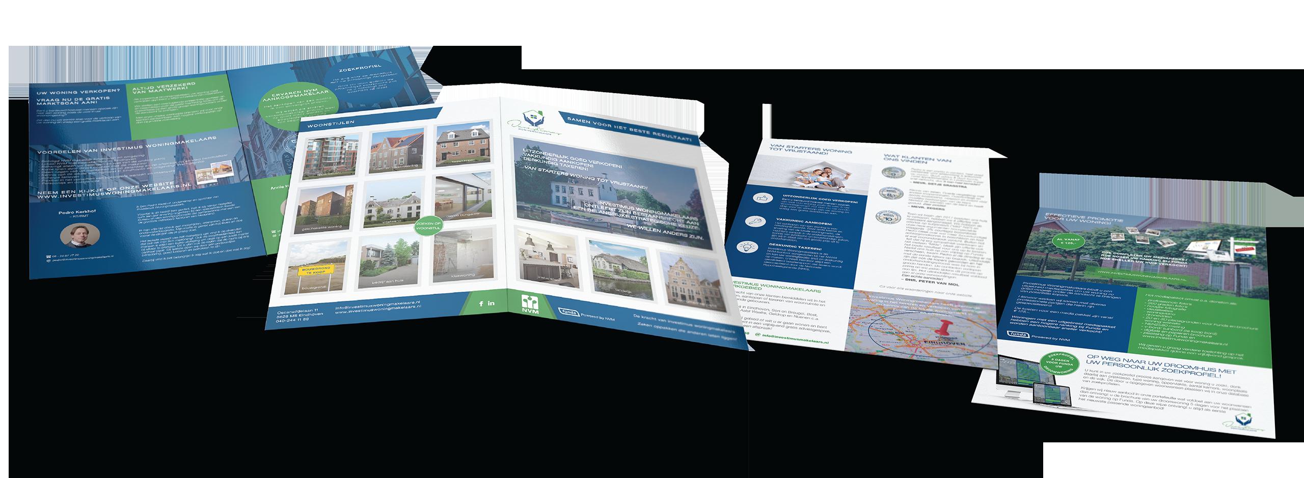 informatiebrochure Investimus Woningmakelaars